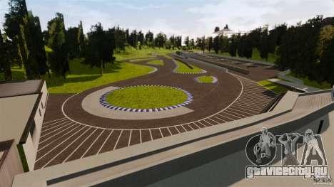 Meihan Circuit для GTA 4 восьмой скриншот