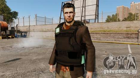 Сэм Фишер v6 для GTA 4 пятый скриншот