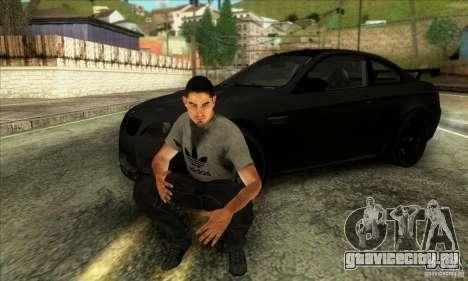 Jack Rourke для GTA San Andreas второй скриншот