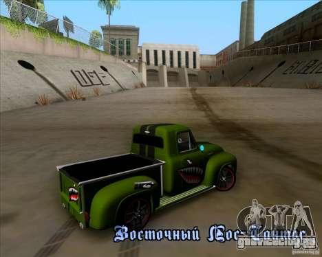 Ford FR-100 2003 для GTA San Andreas вид сбоку