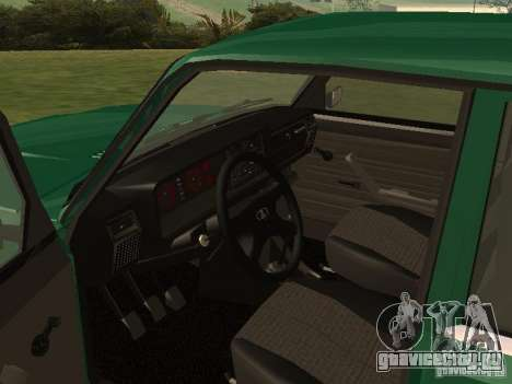 ВАЗ 2107 1988 для GTA San Andreas вид справа