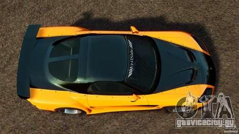 Mazda RX-7 Veilside Tokyo Drift для GTA 4 вид справа