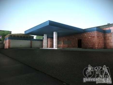 Новый гараж в San-Fierro для GTA San Andreas девятый скриншот