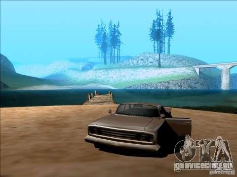 ENBSeries v1.1 для GTA San Andreas третий скриншот