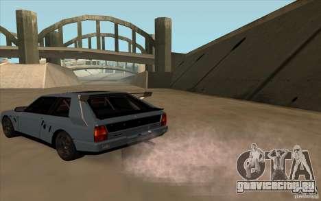 Lancia Delta Integrale для GTA San Andreas