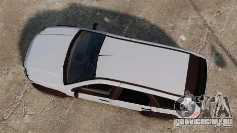 Fiat Palio Adventure Locker Evolution для GTA 4 вид справа