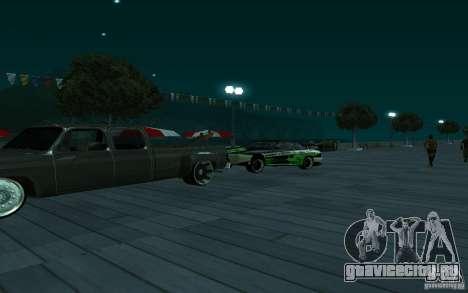 Elegy by PiT_buLL для GTA San Andreas вид сбоку