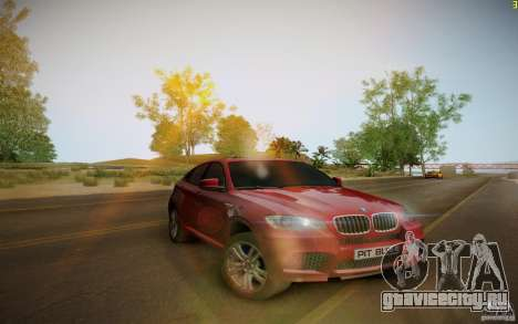 BMW X6 v1.1 для GTA San Andreas