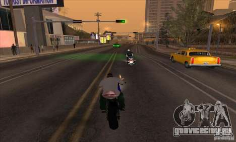 No wanted v1 для GTA San Andreas второй скриншот