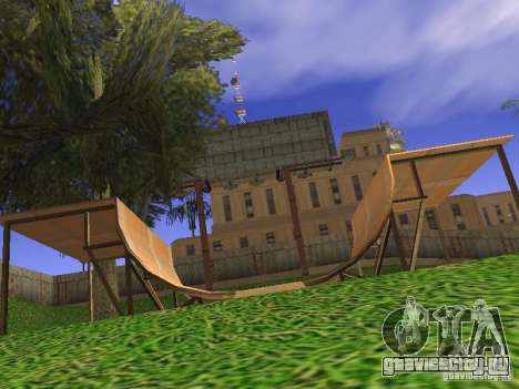 New Los Santos для GTA San Andreas восьмой скриншот