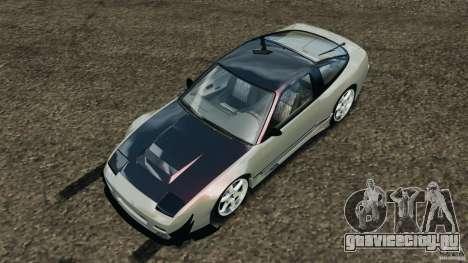 Nissan 240SX Kawabata Drift для GTA 4 вид снизу
