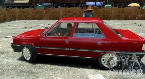 Renault 9 Broadway для GTA 4 вид справа