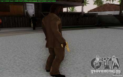 Рауль Менендез 2025 для GTA San Andreas третий скриншот