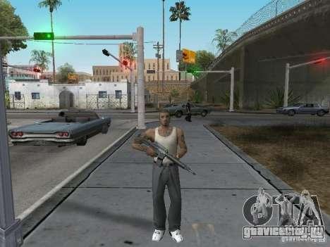 Смена персонажей для GTA San Andreas второй скриншот