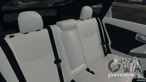 Toyota Prius NY Airport Service для GTA 4 вид сбоку
