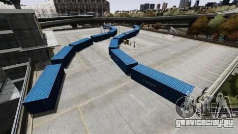Дрифт-трек у аэропорта для GTA 4 пятый скриншот