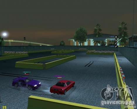 Дрифт(Трасса) для GTA San Andreas второй скриншот