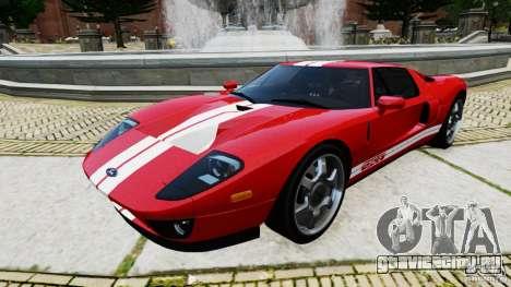 Ford GT 2005 v1.0 для GTA 4