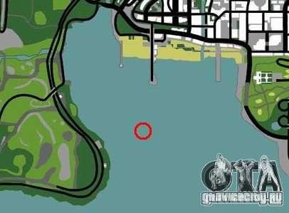 Нефтяная платформа в Лос-Сантос для GTA San Andreas шестой скриншот