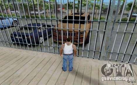 Платная парковка для GTA San Andreas второй скриншот