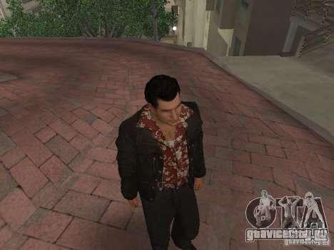Скин Джо Барбаро из MAFIA II v1.1 для GTA San Andreas третий скриншот