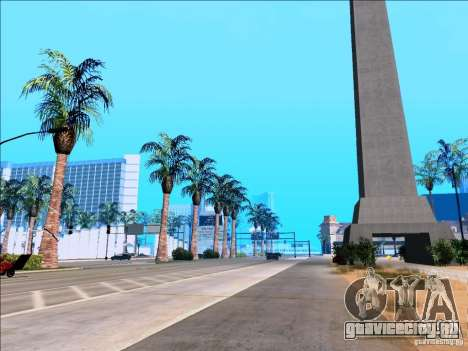 ENBSeries v1.1 для GTA San Andreas одинадцатый скриншот