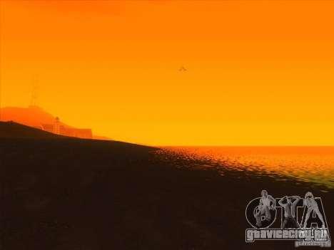 ENBSeries v1.0 для GTA San Andreas седьмой скриншот