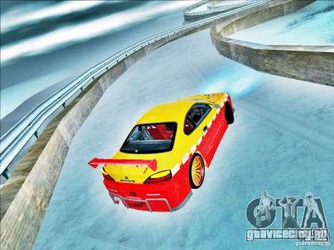 Nissan Silvia S15 Calibri-Ace для GTA San Andreas вид сбоку