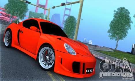 Porsche Cayman S v2 для GTA San Andreas