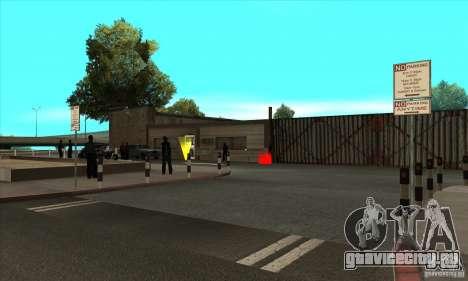Оживление автошколы в San-Fierro V 2.0 Final для GTA San Andreas четвёртый скриншот