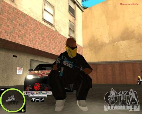 Weapon Pack by Alberto для GTA San Andreas третий скриншот