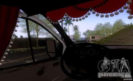 ГАЗ 3302 Бизнес для GTA San Andreas вид справа