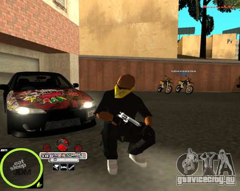 Weapon Pack by Alberto для GTA San Andreas второй скриншот