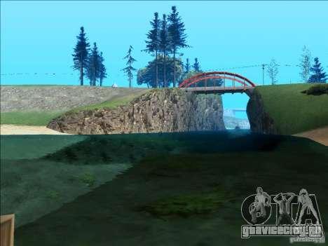 ENBSeries v1.1 для GTA San Andreas пятый скриншот