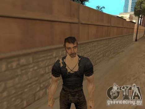 Пак скинов из Готики 1 для GTA San Andreas четвёртый скриншот