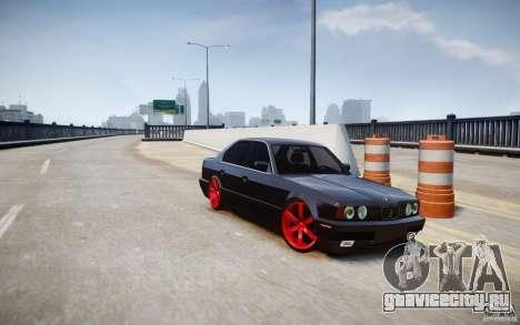 BMW 535i для GTA 4 вид справа