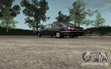 ГАЗ 31104 Волга для GTA San Andreas вид слева