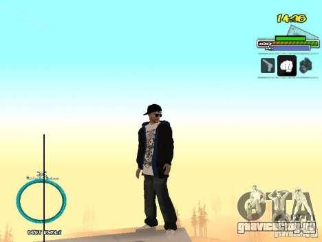 Скины El Coronos для GTA San Andreas третий скриншот