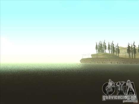 ENBSeries v1.0 для GTA San Andreas пятый скриншот