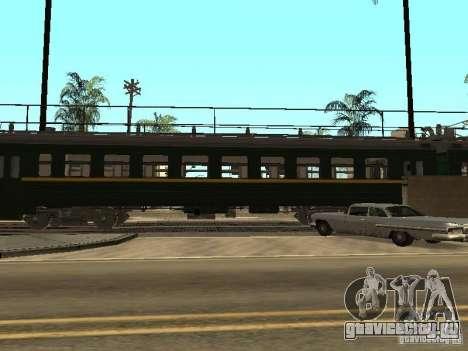 ЭР2Р-7750 для GTA San Andreas вид справа