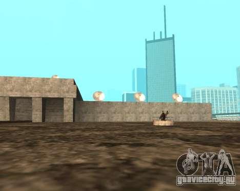Real New San Francisco v1 для GTA San Andreas девятый скриншот