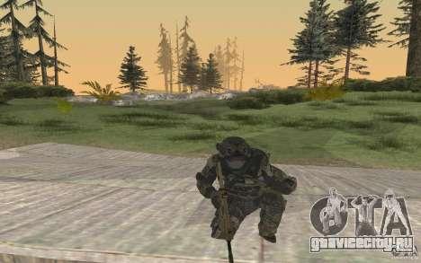 Seals soldier from BO2 для GTA San Andreas третий скриншот