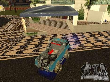РАФ 2203 для GTA San Andreas вид справа