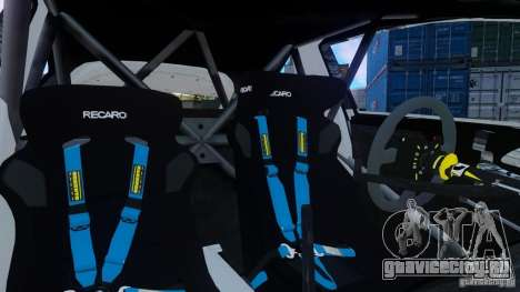 Ford Fiesta Rallycross для GTA 4 вид слева