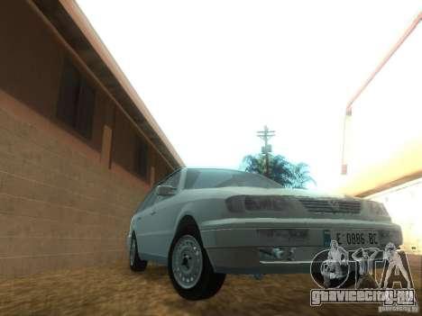 Volkswagen Passat B4 Variant для GTA San Andreas вид сзади