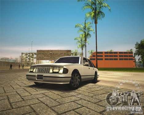 ECHO HD from GTA 3 для GTA San Andreas