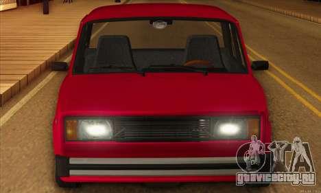 ВАЗ 2105  Вишнёвый пирог для GTA San Andreas вид справа