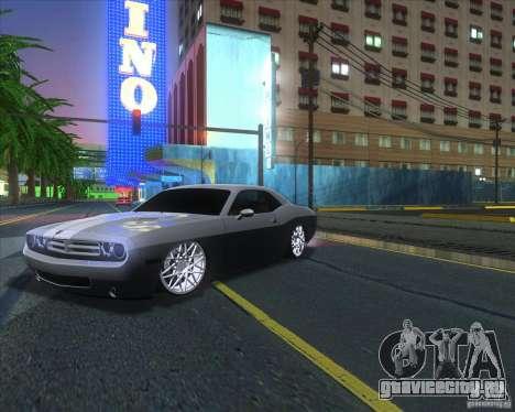 ENBSeries by LeRxaR v3.0 для GTA San Andreas пятый скриншот