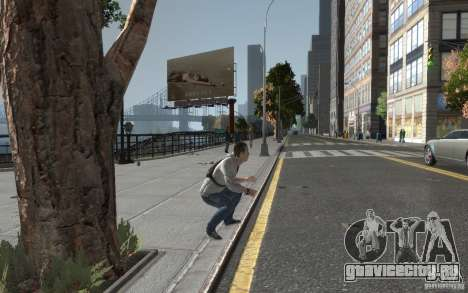 Дезмонд Майлз из AC3 для GTA 4 четвёртый скриншот