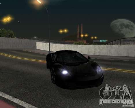 ENBSeries by Nikoo Bel v2.0 для GTA San Andreas четвёртый скриншот